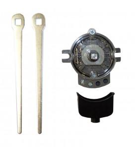 Schalter 1 Kontakt - 2 Metallhebel