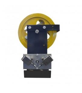 Begrenzer mit ferngesteuerter Rückstellung des elektrischen Kontakts schmaler Basis 600