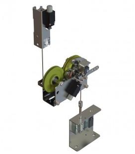Vertikaler Tensor + vertikaler Tensor Model Zeus für Begrenzer GV120
